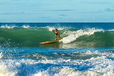 Quel paddle choisir entre rigide et gonflable | Searide